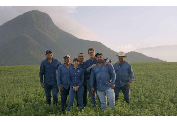Udržitelné zemědělství na mexické farmě NUTRILITE
