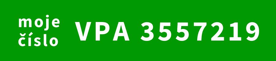 VPA číslo 3557219