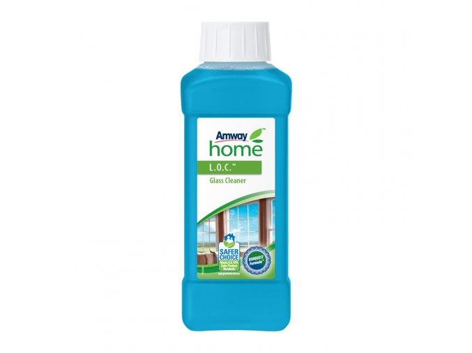 čistící prostředek na okna zrcadla a sklo amway home