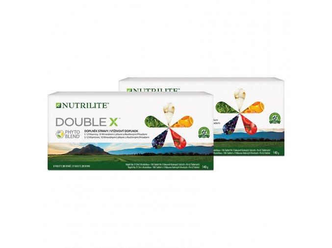 double x náhradní náplň nutrilite