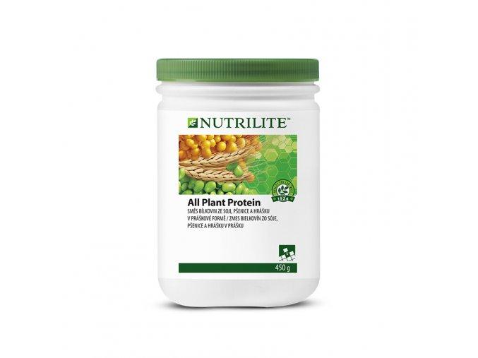 zeleninovy rostlinny protein all plant Nutrilite