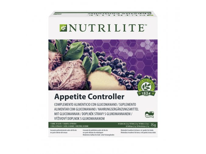 glukomannan appetite controller nitrilite