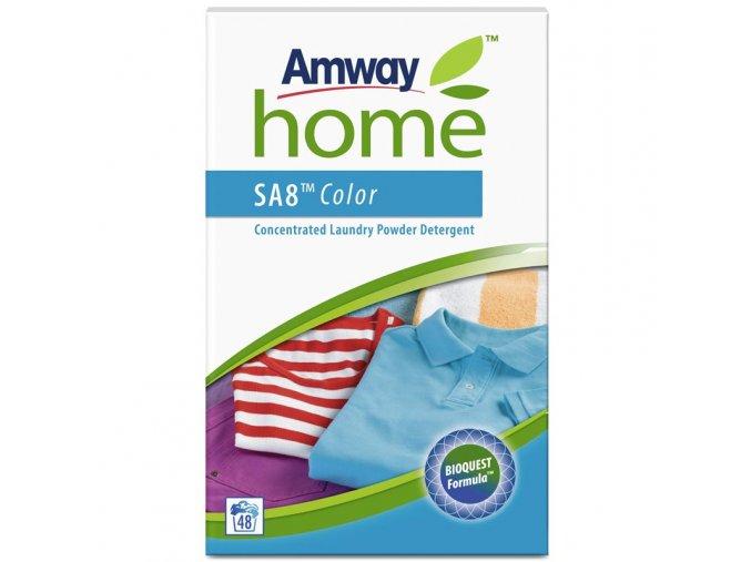 prací prášek na barevné prádlo SA8 amway home