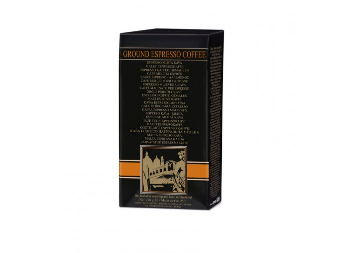 espresso mletá káva Amway 250 g