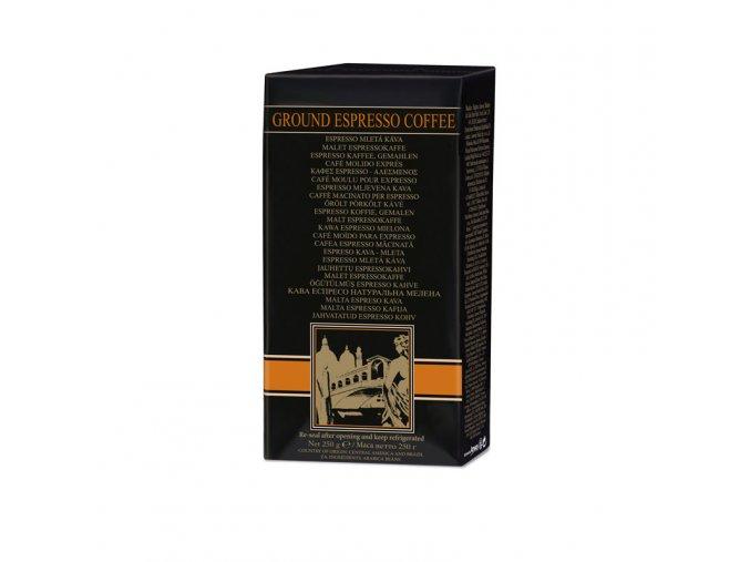 espresso mleta kava