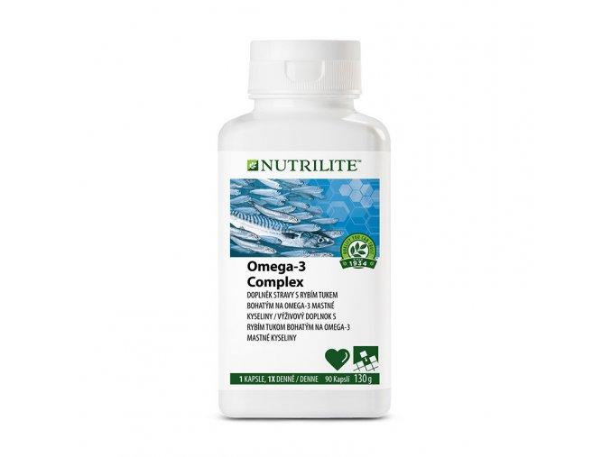 omega 3 mastné kyseliny nutrilite