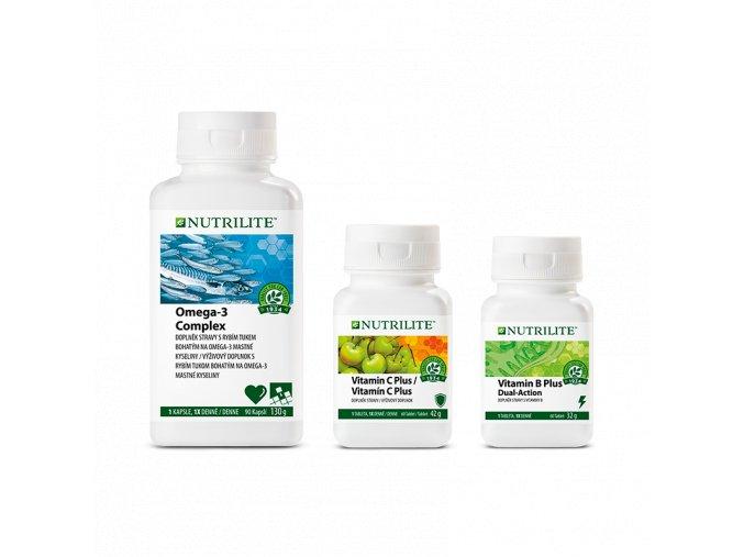 vitamíny proti únavě Nutrilite