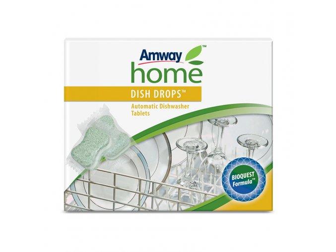 tablety do myčky nádobí dish drops amway home