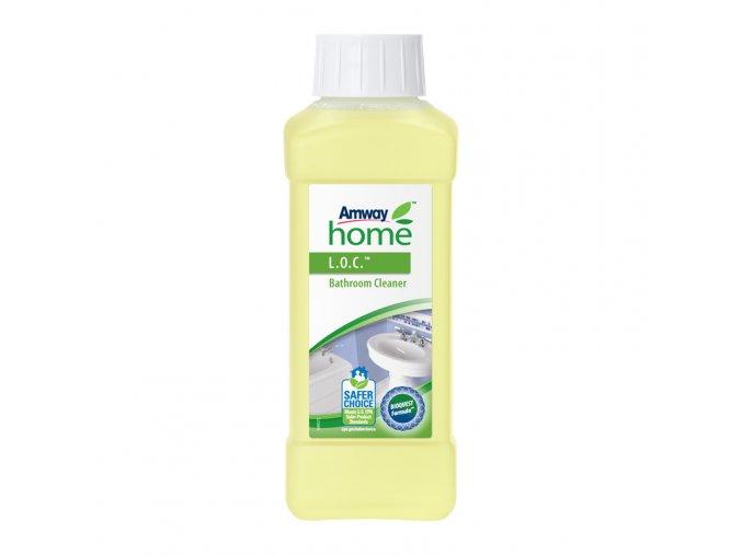 čistič koupelen amway home
