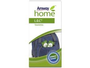 vlhčené čistící ubrousky univerzální amway home LOC