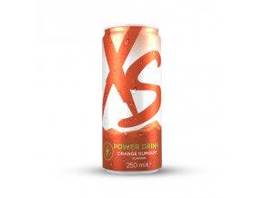orange xs energetický drink amway