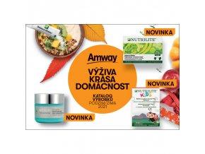 Katalog výrobků Amway 2021 září