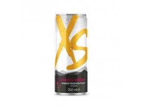 Power Drink+ s příchutí zázvoru a marakuje XS™