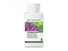 cal mag d nutrilite amway
