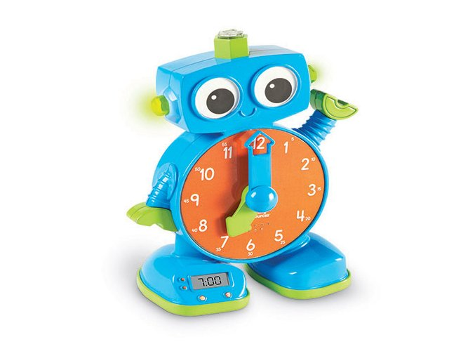 2385 learning clock dt4