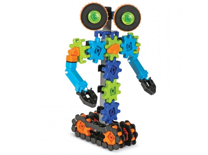 Ozubená kola robot01