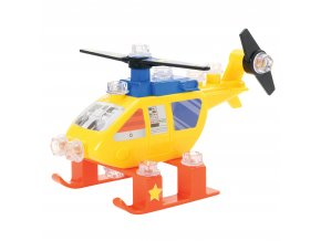 4130 DD Action Vehicles Heli silo