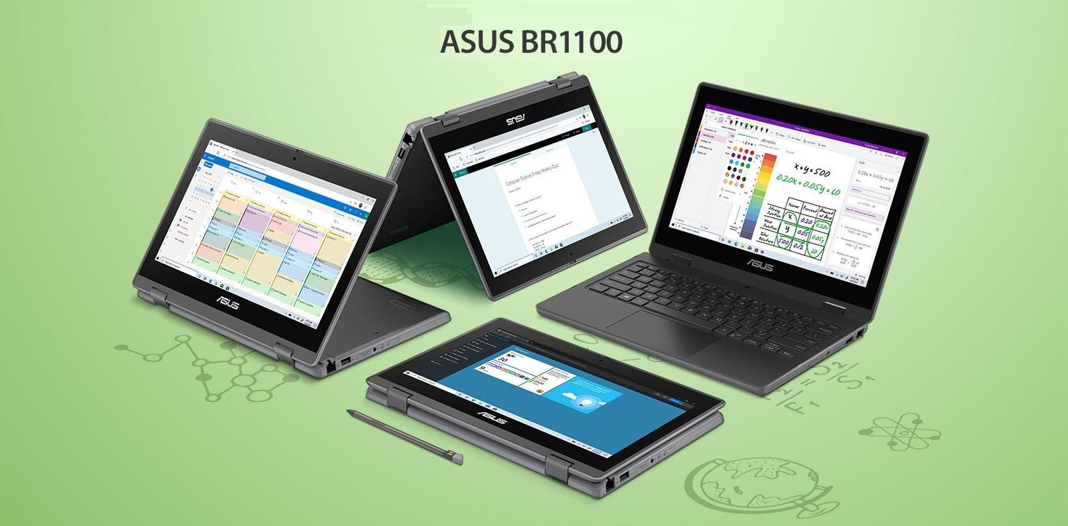 ASUS BR1100 pro školy