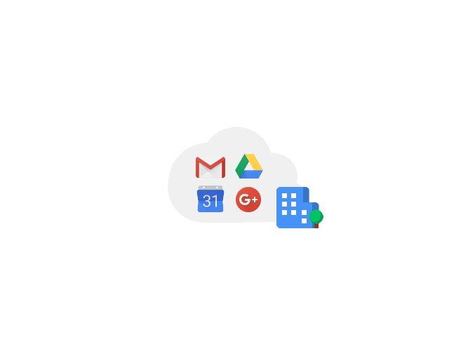 G-Suite (dříve Google Apps) - bezplatný zkušební provoz