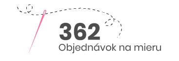 362 Objednávok na mieru
