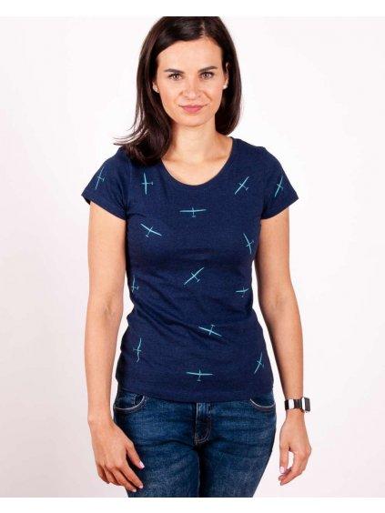 women gliders tshirt jeans heather eeroplane04