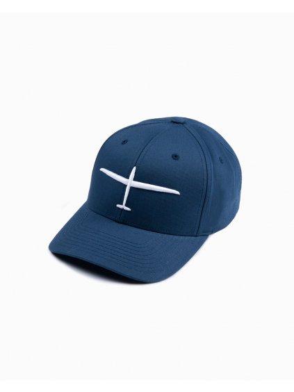 glider baseball cap eeroplane bluesteel03