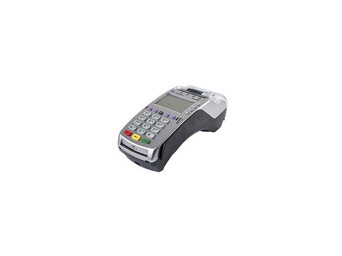 FiskalPRO VX 520 STANDARD s mobilním připojením GSM, platebním terminálem, bez baterie