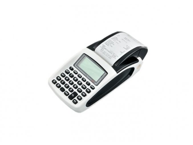 Pokladna Daisy Expert s baterií a mobilním připojením 3G GPRS na 1 rok zdarma