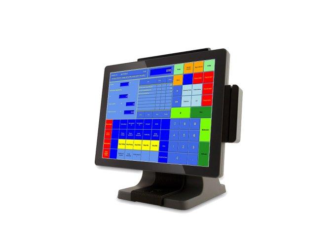 Dotyková PC registrační pokladna CHD 8700 II