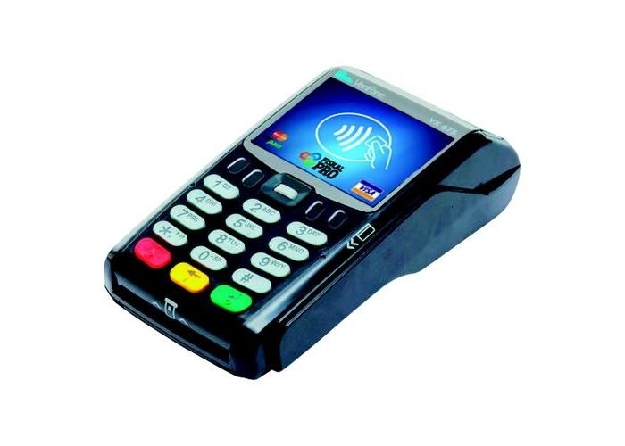 FiskalPRO 675 STANDARD s připojením WIFI/Bluetooth, platebním terminálem a baterií