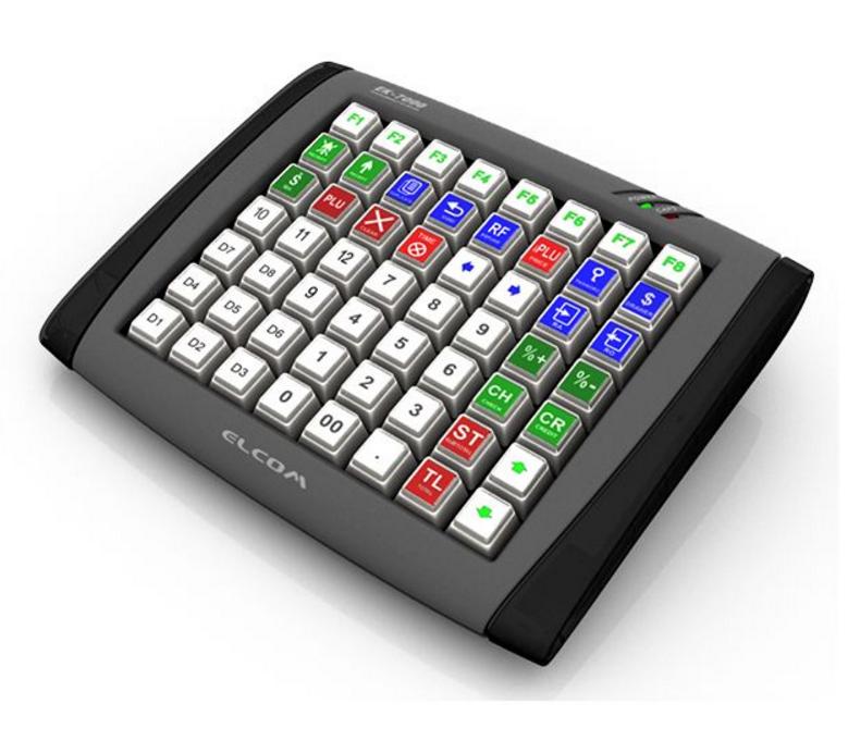 EK-7000 Single externí klávesnice pro Elcom