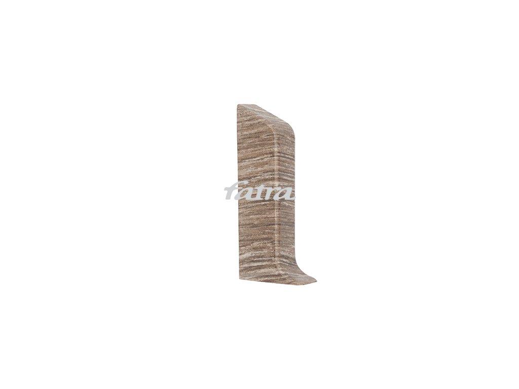 Fatra levá koncovka k podlahové liště L0029