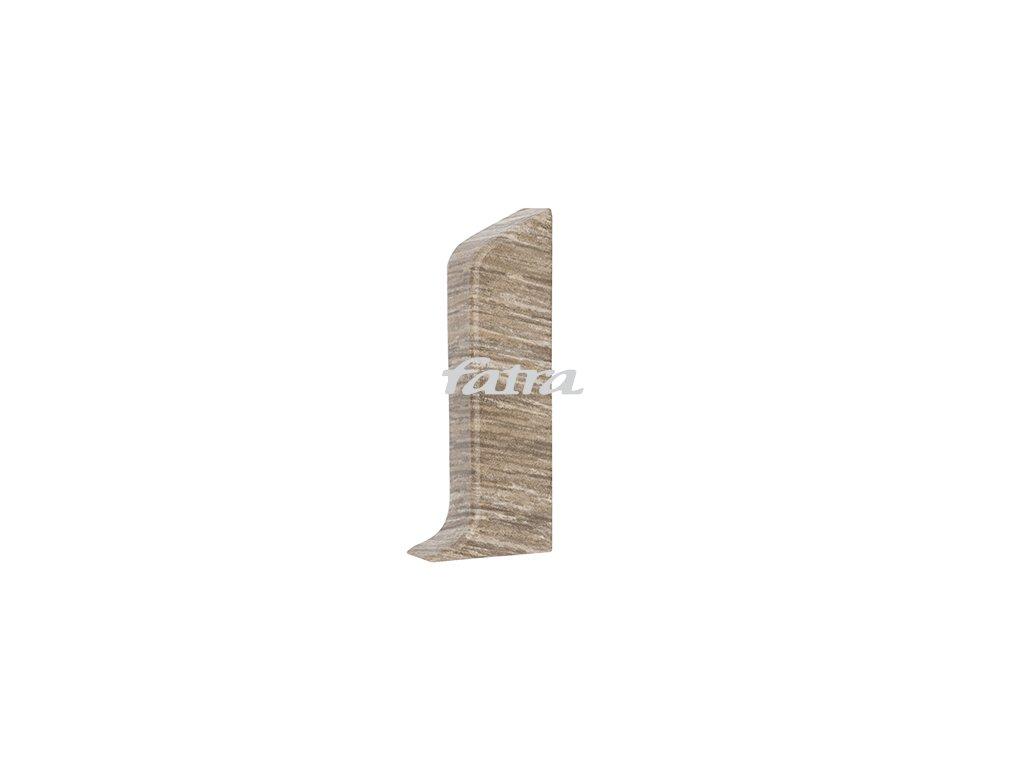 Fatra pravá koncovka k podlahové liště L0027