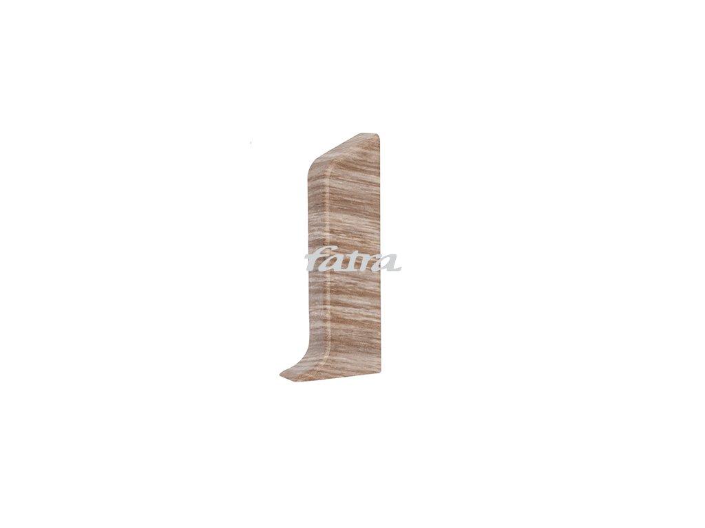 Fatra pravá koncovka k podlahové liště L0003