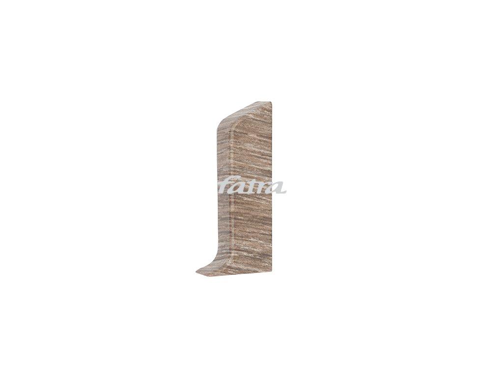 Fatra pravá koncovka k podlahové liště L0029