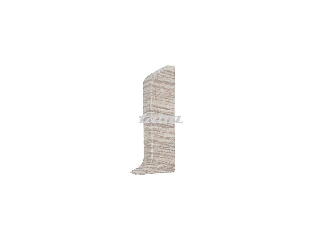 Fatra pravá koncovka k podlahové liště L0024