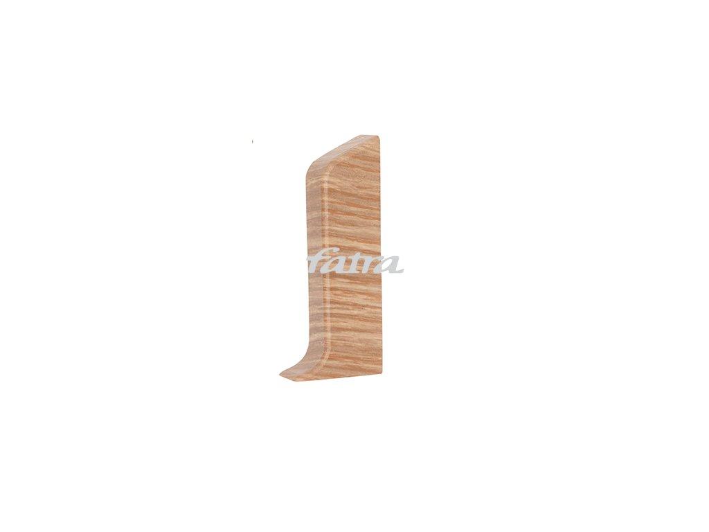 Fatra pravá koncovka k podlahové liště L0017