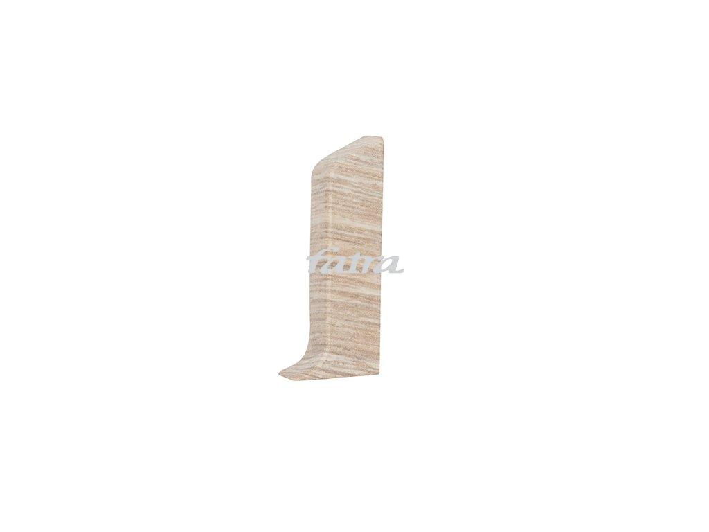 Fatra pravá koncovka k podlahové liště L0035