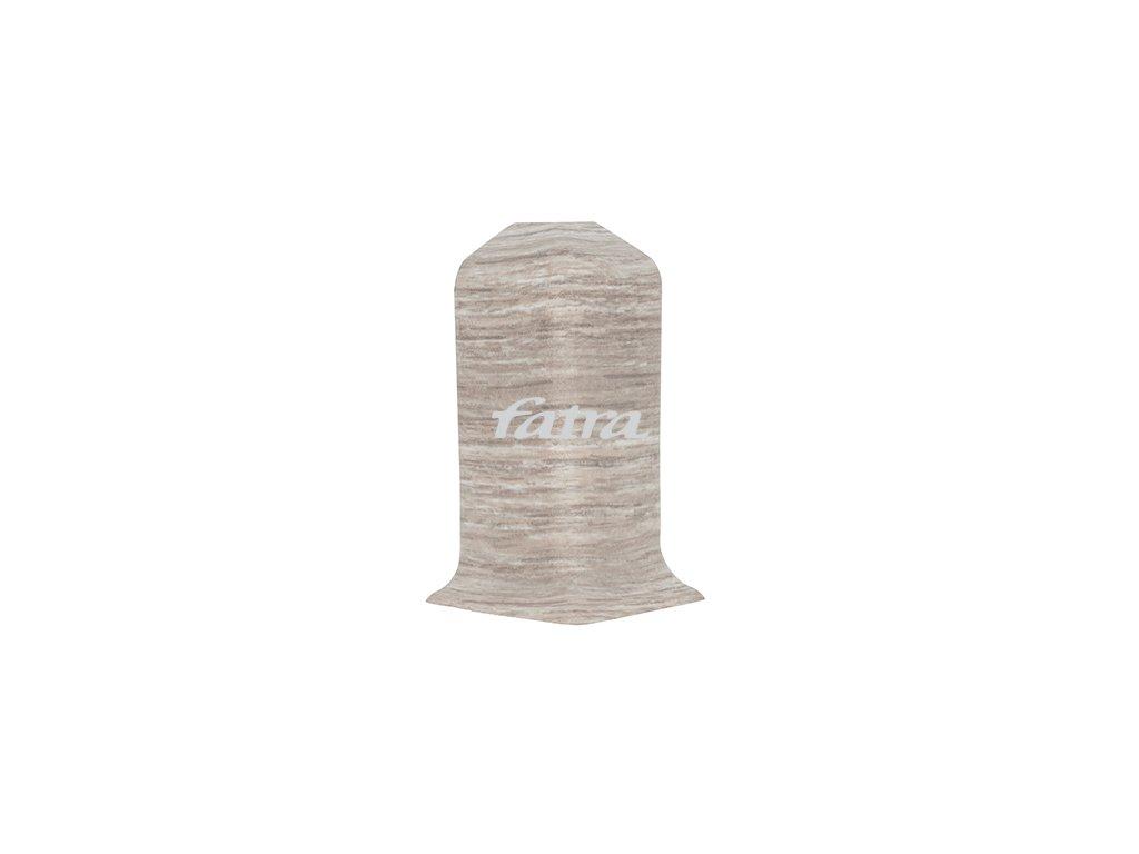 Fatra vnější roh k podlahové liště L0024