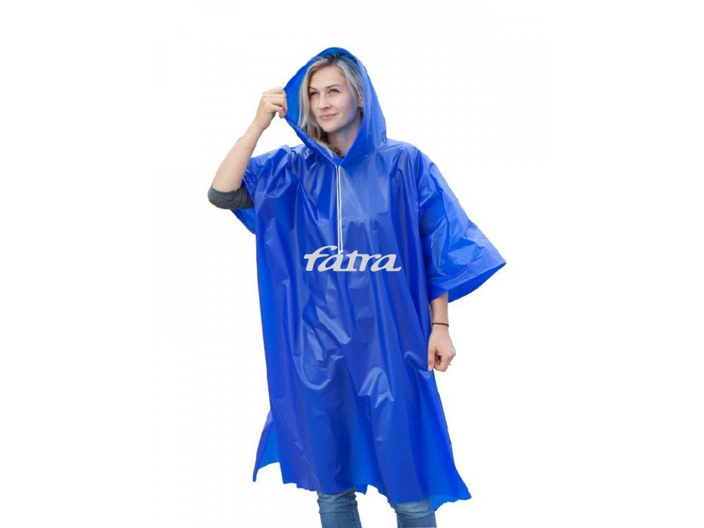 fatra pláštěnka modrá