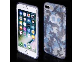 "BLINK CASE pouzdro pro iPhone 7 Plus / iPhone 8 Plus (5,5"") camo blue"
