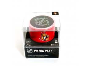 NHL Piston Play bluetooth reproduktor - Ottawa Senators - LGX-11085