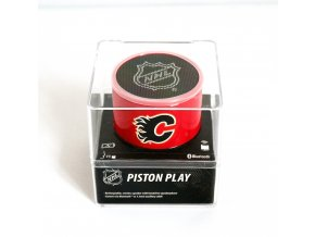 NHL Piston Play bluetooth reproduktor - Calgary Flames - LGX-11105