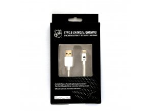 NHL lightning datový kabel pro iPhone / MFI - Montreal Canadians - LGX-11204