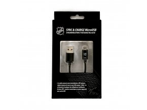 NHL LGX-11257 micro USB datový / dobíjecí kabel - Los Angeles Kings