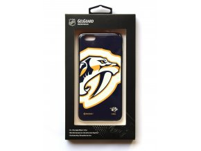 "NHL GelGuard LGX-11302 pouzdro iPhone 6+ / 6S+ (5,5"") Nashville Predators"