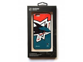 "NHL GelGuard LGX-11318 pouzdro iPhone 6+ / 6S+ (5,5"") San Jose Sharks"