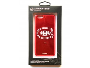 "NHL Aluminium Shield LGX-11504 pouzdro iPhone 6+ / 6S+ (5,5"") Montreal Canadiens"