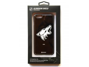 "NHL Aluminium Shield LGX-11524 pouzdro iPhone 6+ / 6S+ (5,5"") Arizona Coyotes"