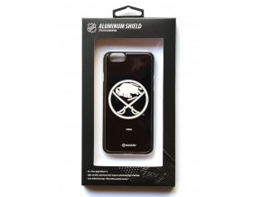 "NHL Aluminium Shield LGX-11531 pouzdro iPhone 6 / 6S (4,7"") Buffalo Sabres"